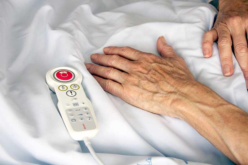 Bedside handsets